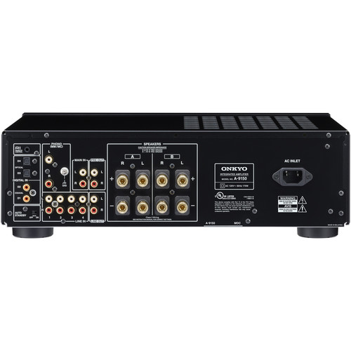 Image for Onkyo - A-9150 - 2-Channel 120W Home Theater Power Amplifier