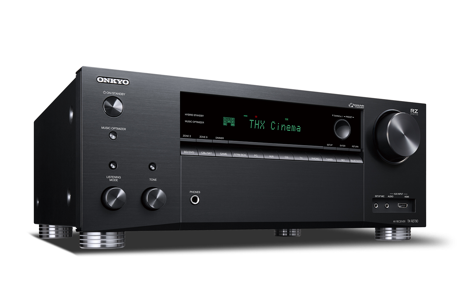 Image for Onkyo TX-RZ730 9.2-Channel Network A/V Receiver