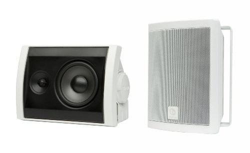 Image for Boston Acoustics Voyager 40 White Outdoor Speakers (Pair)