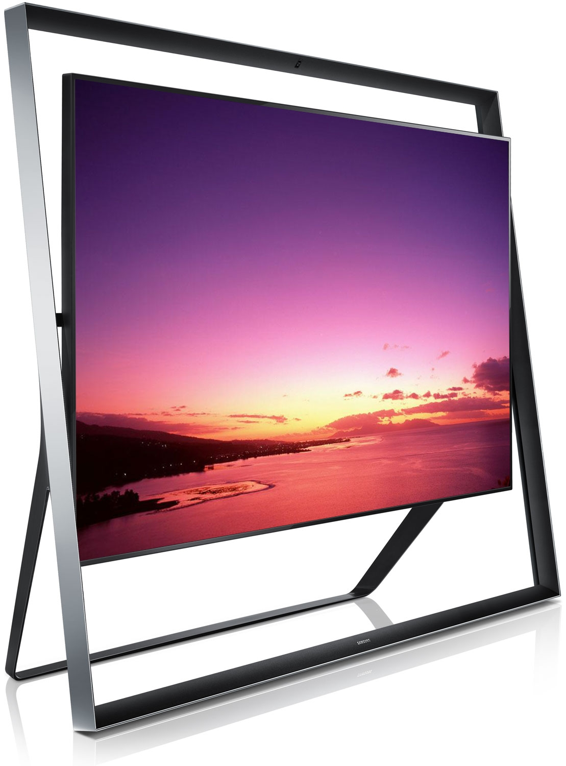 "Image for Samsung UN85S9A 85"" 3D 4K Ultra LED HDTV"