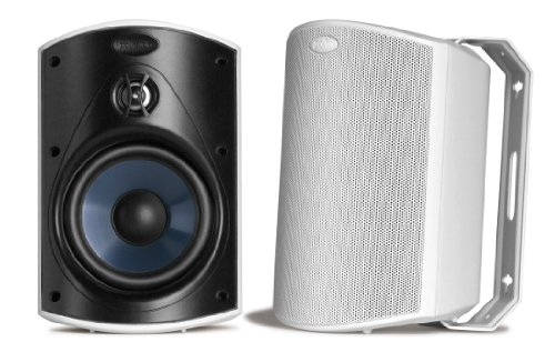 Image for Polk Audio Atrium 4 Outdoor Speakers (Pair, White)