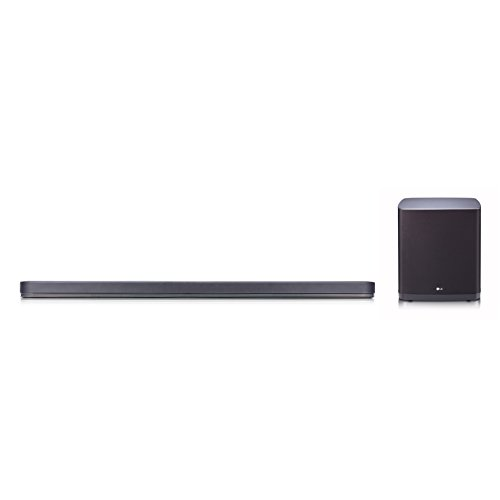 LG Electronics SJ9 5.1.2 Channel High Resolution Audio Sound Bar with Dolby Atmos