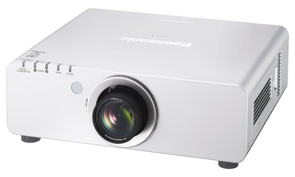 Panasonic PT-DZ770US Professional WUXGA DLP Projector
