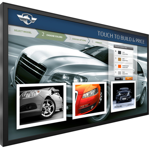 "Planar UR8651-MX-ERO-T - 86"" 4K Ultra HD Commercial LED Display with Touchscreen"