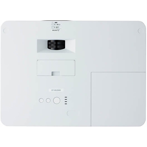 Image for Hitachi CP-WU5506M WUXGA LCD Projector- White