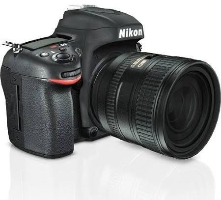 Nikon D600 Digital SLR Camera with AF-S 24-85mm VR lens (Black)