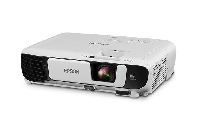Epson EX5260 Wireless XGA 3LCD Projector - V11H843020