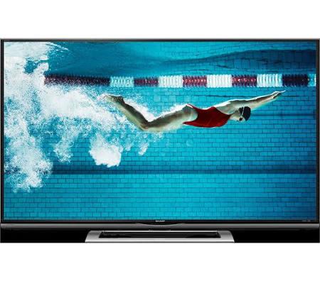 "Image for Sharp AQUOS LC-70UD1U 70"" Ultra HD 3D 4K LED Smart HDTV"
