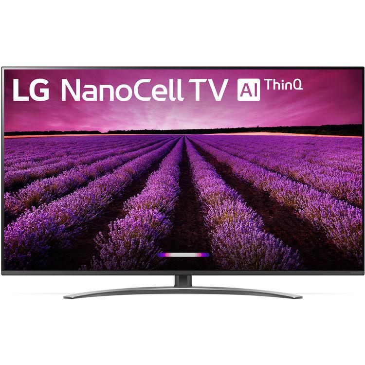 "LG Electronics 65SM8100AUA  65"" 4K UHD Smart LED TV (2019)"