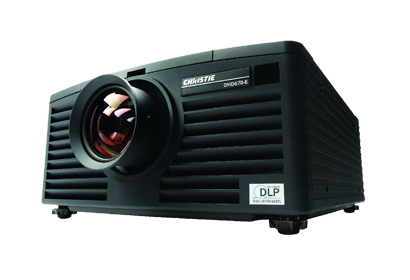 Christie Digital DHD670-E DLP Projector
