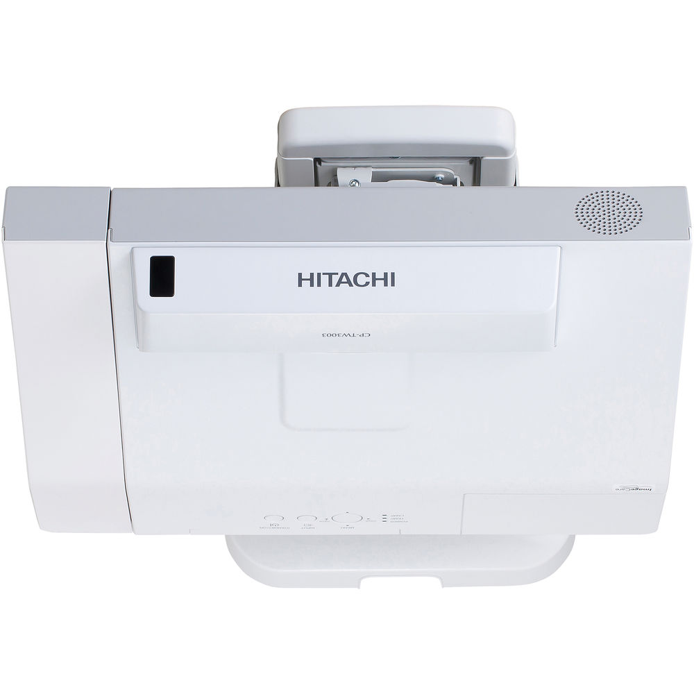 Hitachi CP-TW3003 3LCD Short Throw Projector