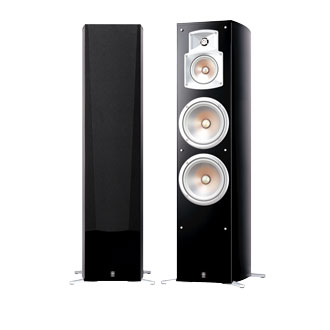 Image for Yamaha NS-777 3-Way Bass Reflex Tower Speaker (Each)