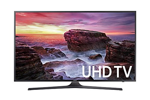 Samsung UN40MU6290 40'' 4K Ultra HD Smart LED TV