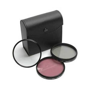 52mm 3 Piece Filter Kit