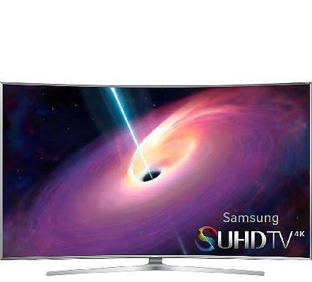 Samsung UN78JS9500 Curved 78'' 4K Ultra HD 3D Smart LED TV