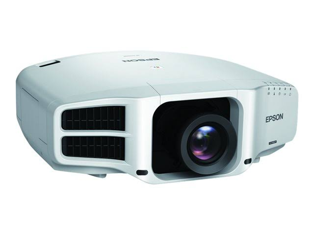 Image for Epson Powerlite Pro G7100 720p XGA 3LCD Projector LAN Projector