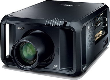 Sanyo PDG-DHT8000L - 1080p DLP Projector with Stereo Speakers