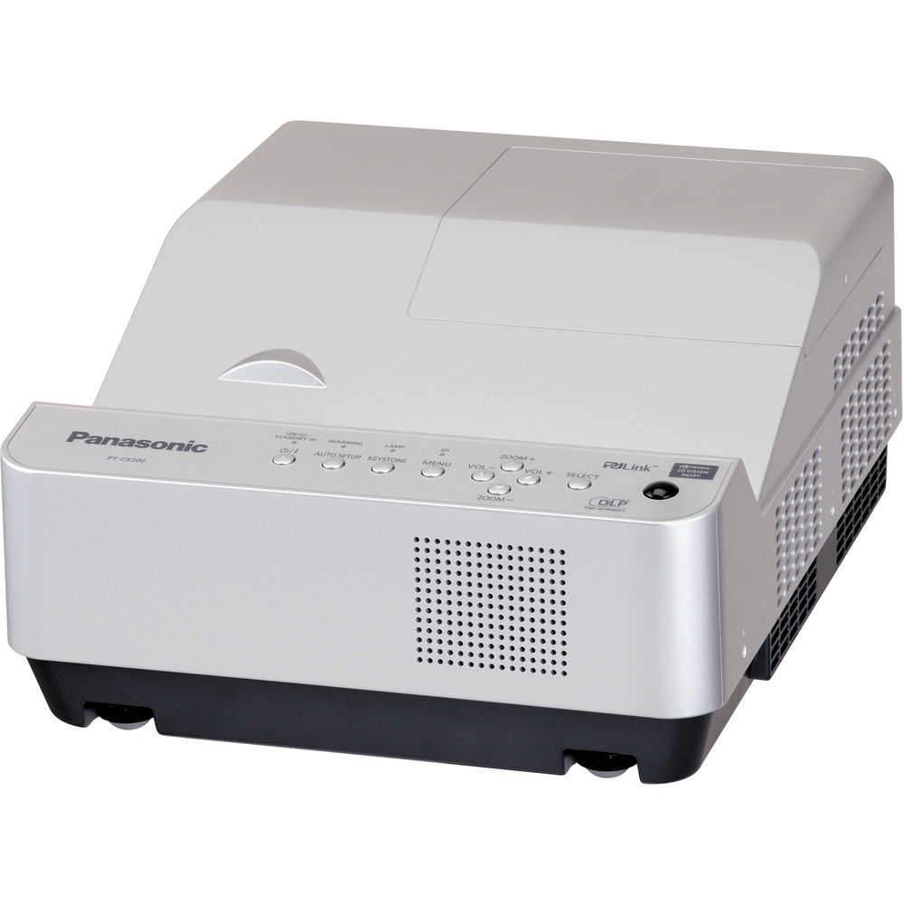 Image for Panasonic PT-CX200U Ultra-Short Throw 1-Chip DLP Projector