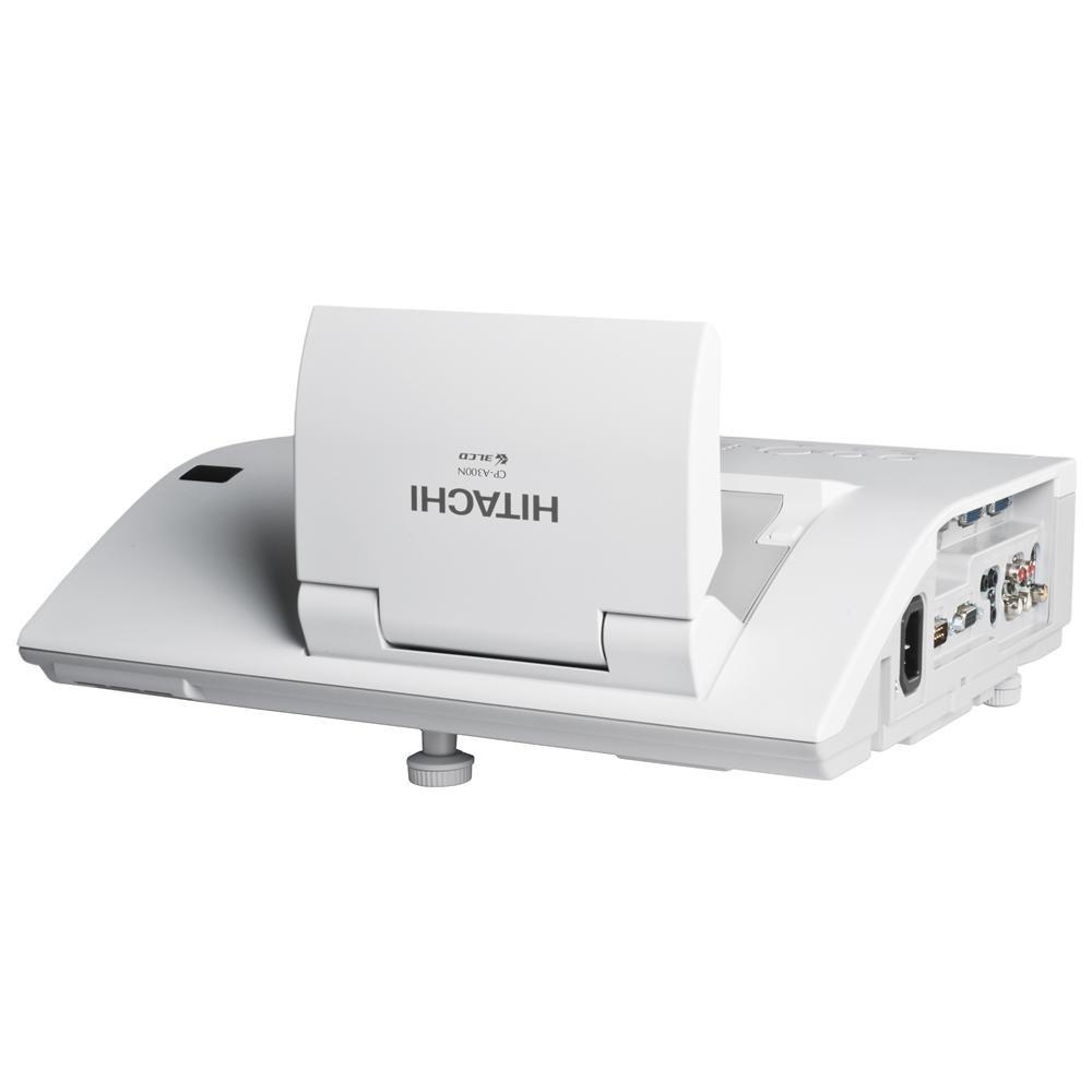 Hitachi CP A300N XGA (1024 x 768) LCD projector - 3000 lumens