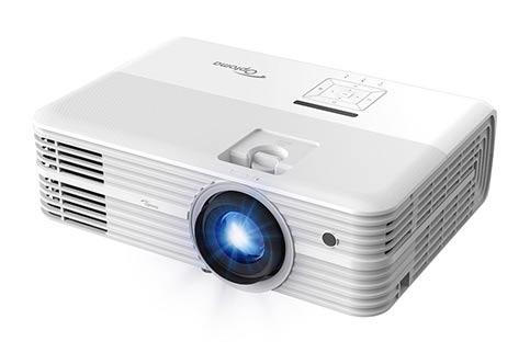 Optoma 4K550 - 3D 4K DLP Projector - 5000 ANSI lumens