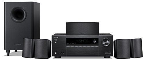 Onkyo HT-S3900 5.2 Channel Home Theater Package - Black