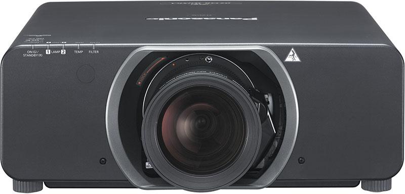 Panasonic PT RS11KU - SXGA+ DLP Projector - 12,000 Lumens