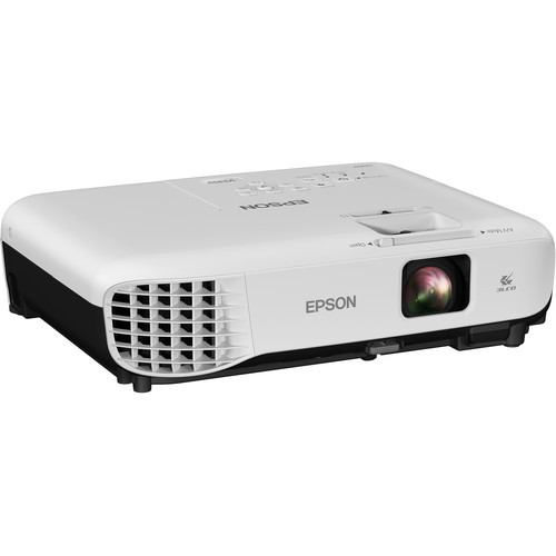 Epson VS355 - Portable WXGA 720p 3LCD Projector with Speaker