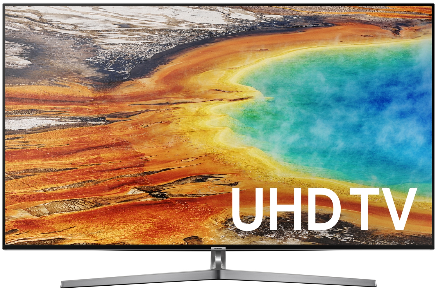 "Samsung UN55MU9000 55"" Black UHD 4K HDR LED Smart HDTV"