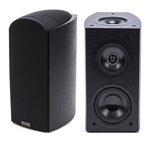 Image for Pioneer Elite SP-EBS73-LR - 3-way Speakers - Pair - Black Vinyl