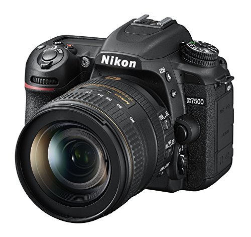 Nikon D7500 20.9MP DSLR Camera with 16-80mm VR Lens