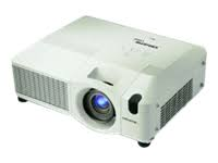 Image for Christie LX400 XGA (1024 x 768) LCD Projector (White)