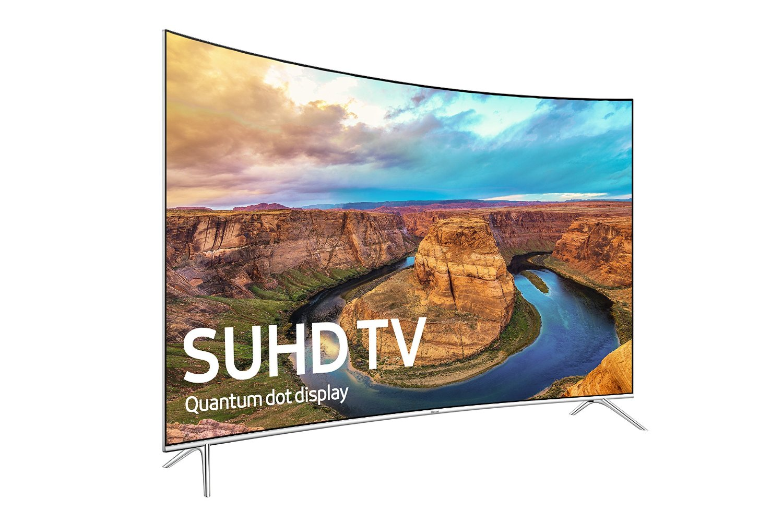"Image for Samsung UN55KS8500FXZA 55"" 4K Ultra HD 240MR Curved Smart LED TV"