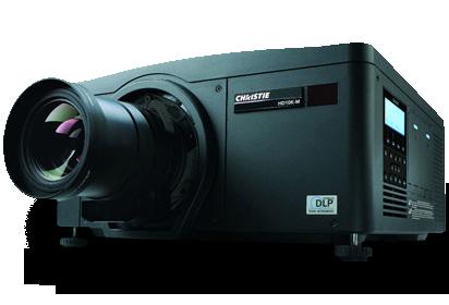 Christie Roadster HD10K-M 1080 HD DLP Projector (118-011103-02)