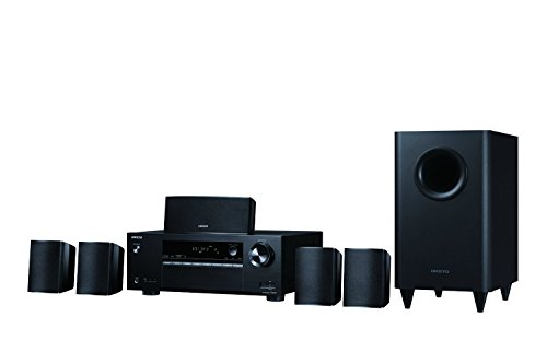 Onkyo HT S3800 5.1 Channel Home Theater System - Black