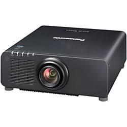 Panasonic PT RZ670BU WUXGA - 1080p DLP Projector - 6500 lumens