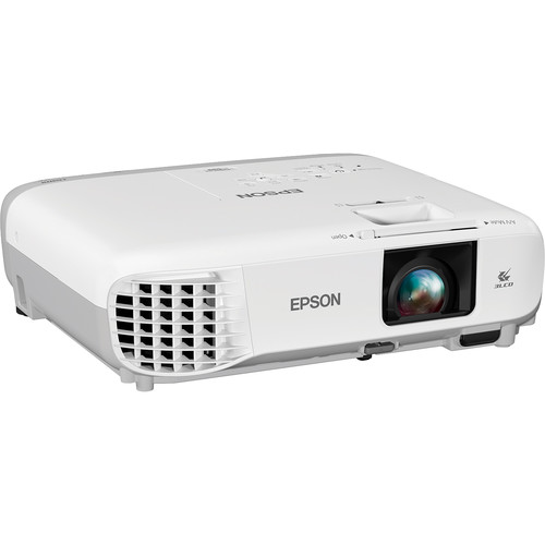 Epson PowerLite S39 - Portable SVGA 3LCD Projector with Speaker