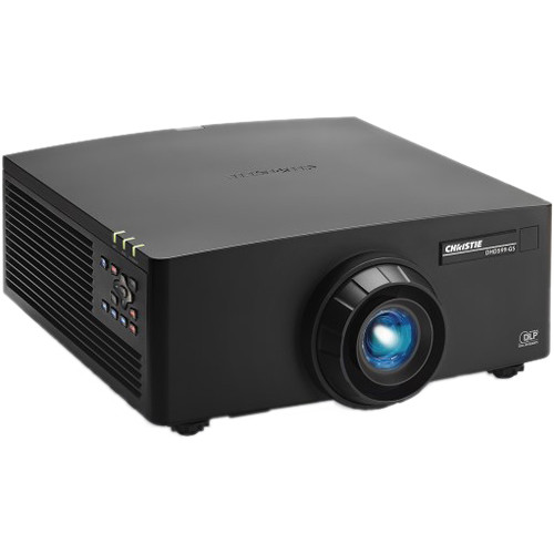 Christie Digital DHD599-GS - 1DLP HD Projector - Black (140-037101-01)