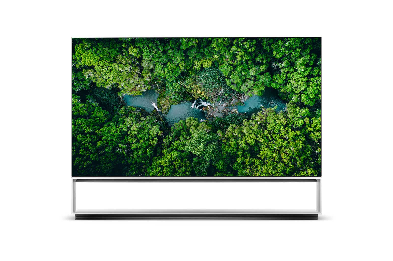 "LG Electronics OLED77ZXPUA 77"" 8K UHD Smart OLED TV w/ AI ThinQ (2020 Model)"