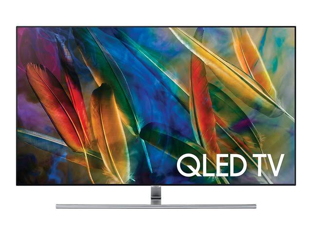 Image for Samsung QN65Q7F 65'' Flat 4K Ultra HD Smart QLED TV