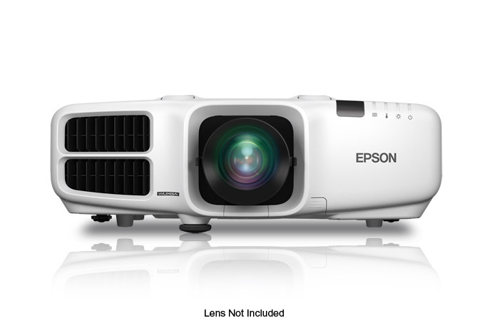 Image for Epson PowerLite Pro G6450WUNL LCD Projector