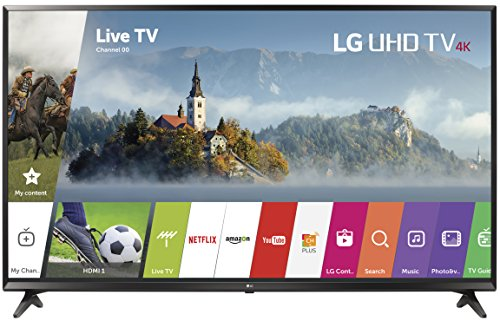 LG 55UJ6300 55'' 4K Ultra HD Smart LED TV