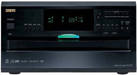Image for Onkyo DX-C390 6-Disc CD Changer