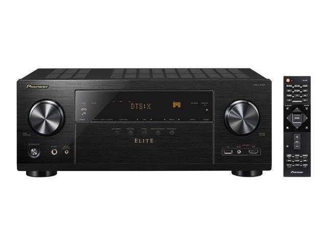 Image for Pioneer VSXLX301 7.2 Channel Networked AV Receiver with Built-In Bluetooth & Wi-Fi (Black)