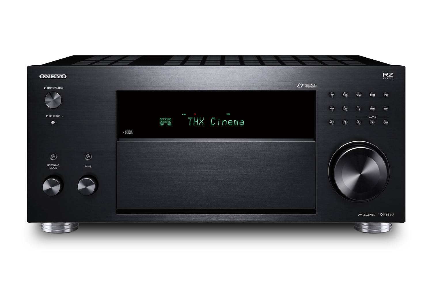 Image for Onkyo TX-RZ830 9.2-Channel Network A/V Reciever