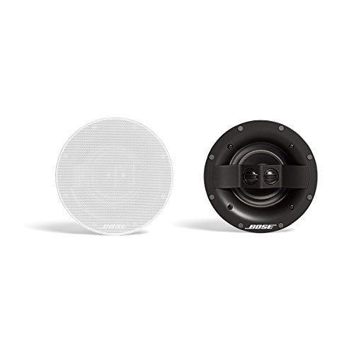 Image for Bose 742898-0200 Virtually Invisible 591 In-Ceiling Speaker (White)