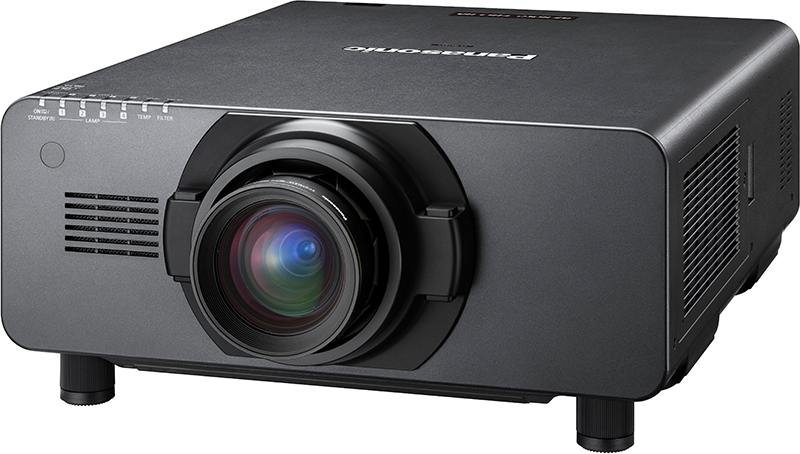 Panasonic PT-DZ16K2U - Full HD 1080p DLP Projector - 16,000 Lumens