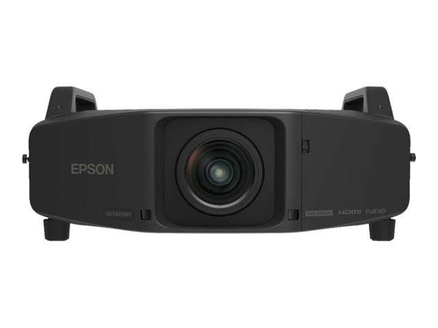 Epson PowerLite Pro Z8455WUNL - WUXGA 1080p 3LCD Projector - 7000 lumens - Black