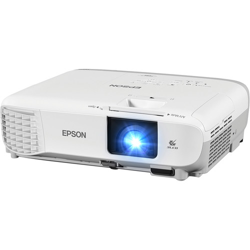 Image for Epson PowerLite X39 - Portable XGA 3LCD Projector with Speaker
