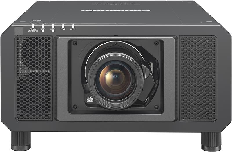 Panasonic PT RZ12KU - WUXGA 1080p DLP Projector - 12,000 lumens