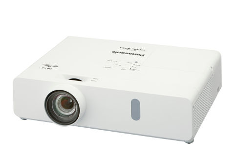 Panasonic PT-VW345NZU - WXGA 720p 3LCD Projector with Speaker - 3700 lumens - Wi-Fi